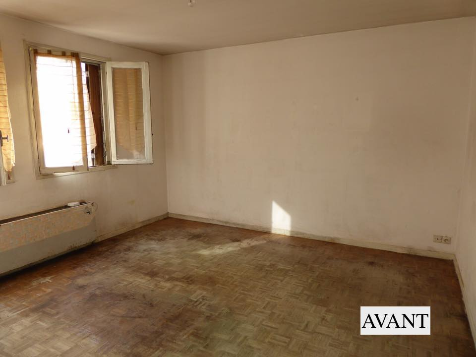 renovation totale un appartement à Marseille